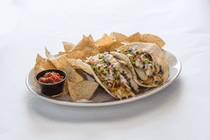 St.Louis Menu: MARGARITA CHICKEN TACOS