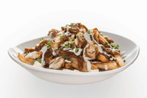 St.Louis Menu: ST. LOUIS WINGS POUTINE