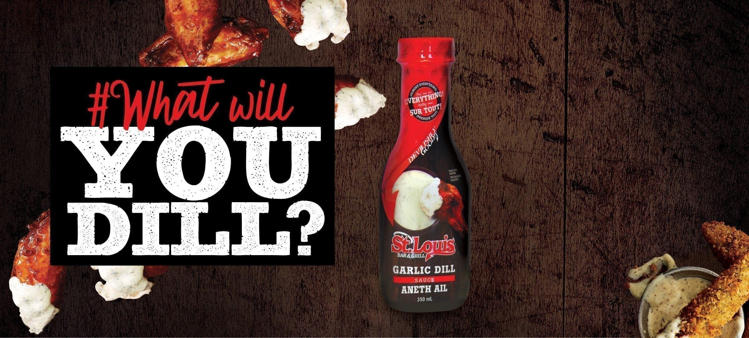 New Garlic Sauce Take-Home Bottle